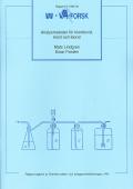 Analysmetoder för klordioxid