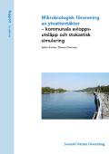 Mikrobiologisk förorening av ytvattentäkter - kommunala avloppsutsläpp och stokastisk simulering
