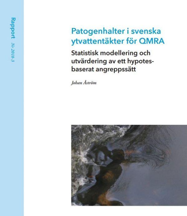 Patogenhalter i svenska ytvattentäkter för QMRA