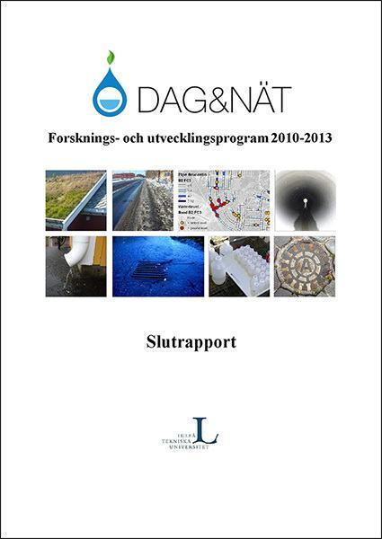 Dag&Nät Forsknings- och utvecklingsprogram 2010-2013