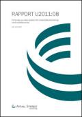Förstudie av olika system för matavfallsutsortering med avfallskvarnar