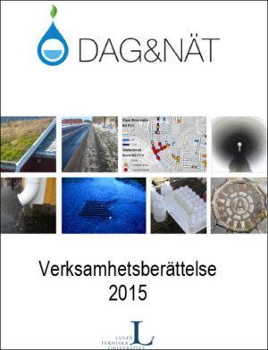 Dag&Nät Verksamhetsberättelse 2015