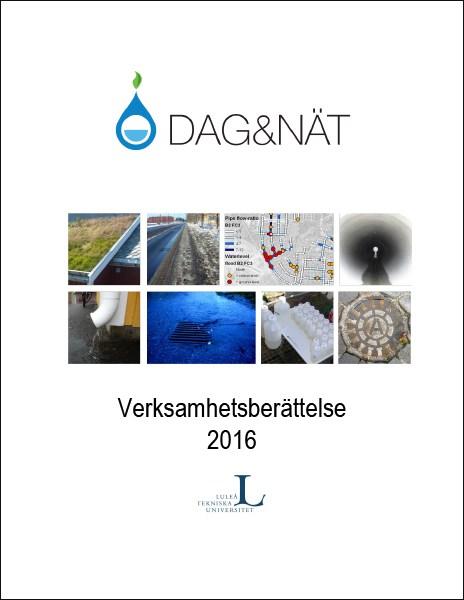 Dag&Nät Verksamhetsberättelse 2016