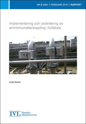 Implementering och utvärdering av ammoniumåterkoppling i fullskala