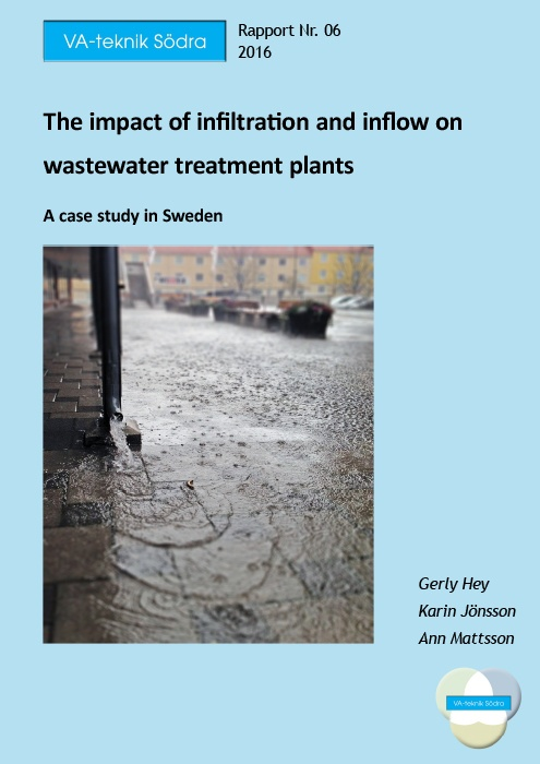 The impact of infiltration and inflow on wastewater treatment plants