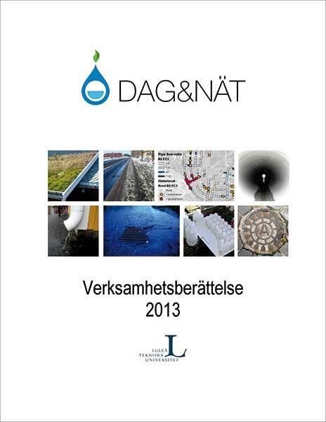 Dag&Nät Verksamhetsberättelse 2013