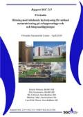 Rötning med inledande biologiskt hydrolyssteg för utökad metanutvinning på avloppsreningsverk och biogasanläggningar