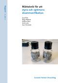 Mätteknik för att styra och optimera deammonifikation