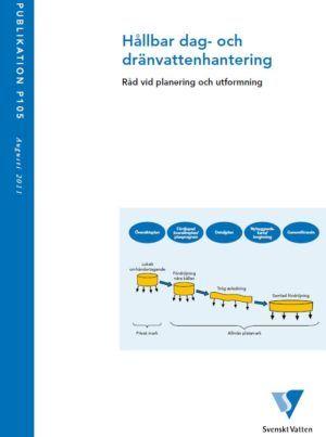 Hållbar dag- och dränvattenhantering – råd vid planering och utförande