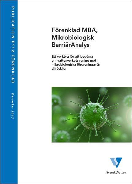 P112 Förenklad MBA