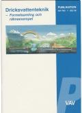 Dricksvattenteknik - Formelsamling och räkneexempel.  VAV P80