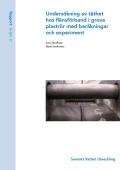 Undersökning av täthet hos flänsförband i grova plaströr med beräkningar och experiment