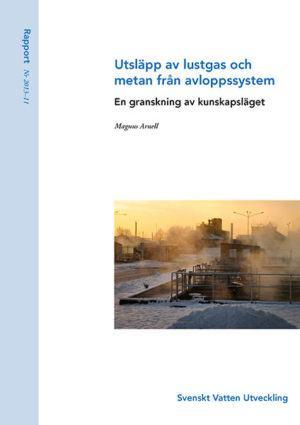 Utsläpp av lustgas och metan från avloppssystem – en granskning av kunskapsläget