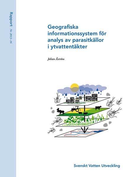 Geografiska informationssystem för analys av parasitkällor i ytvattentäkter
