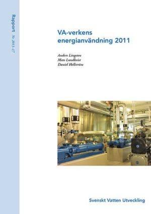 VA-verkens energianvändning 2011