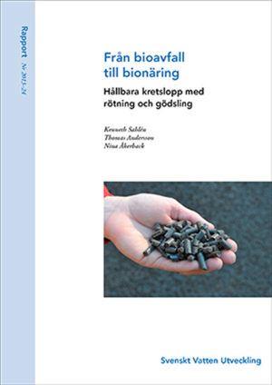 Från bioavfall till bionäring – hållbara kretslopp med rötning och gödsling