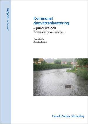 Kommunal dagvattenhantering – juridiska och finansiella aspekter