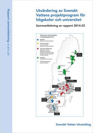 Utvärdering av Svenskt Vattens projektprogram för högskolor och universitet. Sammanfattning av rapport 2014-22