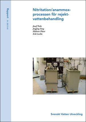 Nitritation/anammox-processen för rejektvattenbehandling