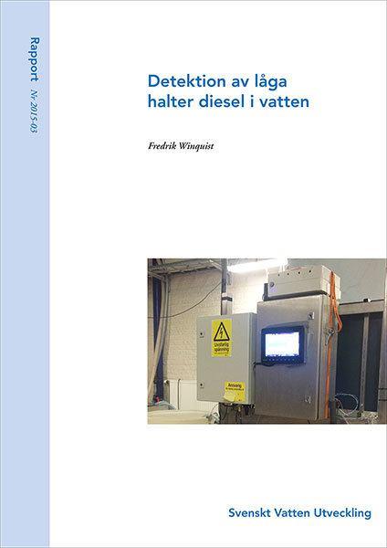 Detektion av låga halter diesel i vatten