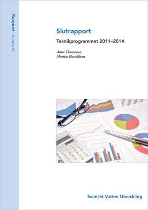 Slutrapport Teknikprogrammet 2011–2014
