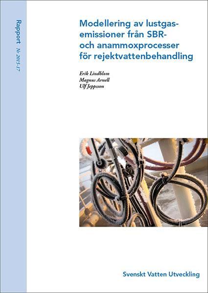 Modellering av lustgasemissioner från SBR- och anammoxprocesser för rejektvattenbehandling