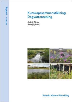 Kunskapssammanställning dagvattenrening