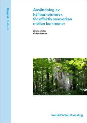 Användning av hållbarhetsindex för effektiv samverkan mellan kommuner