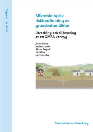 Mikrobiologisk riskbedömning av grundvattentäkter – utveckling och tillämpning av ett QMRA-verktyg