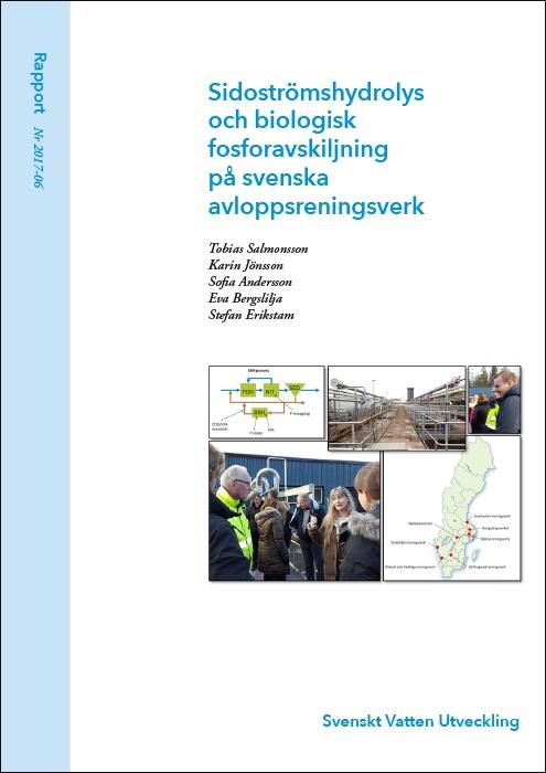 Sidoströmshydrolys och biologisk fosforavskiljning på svenska avloppsreningsverk