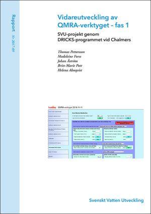 Vidareutveckling av QMRA-verktyget – fas 1