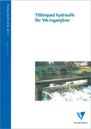Tillämpad hydraulik för VA-ingenjörer