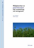 Miljöpåverkan av polyelektrolyter från användning vid reningsverk