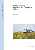 Driftuppföljning av LTA-system i sydvästra Skåne