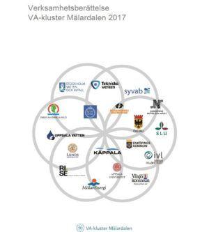 Verksamhetsberättelse VA-kluster Mälardalen 2017