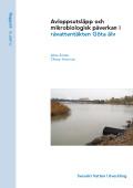 Avloppsutsläpp och mikrobiologisk påverkan i råvattentäkten Göta älv