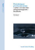 Övervakning av prioriterade ämnen i vatten och slam från avloppsreningsverk i Stockholm