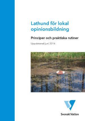 Lathund för lokal opinionsbildning – Principer och praktiska rutiner