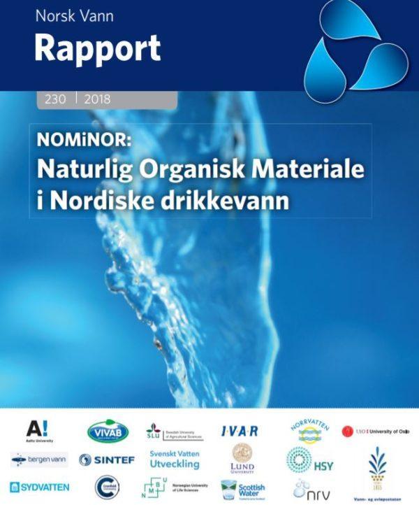 NOMiNOR - Organiskt material i nordiska dricksvatten
