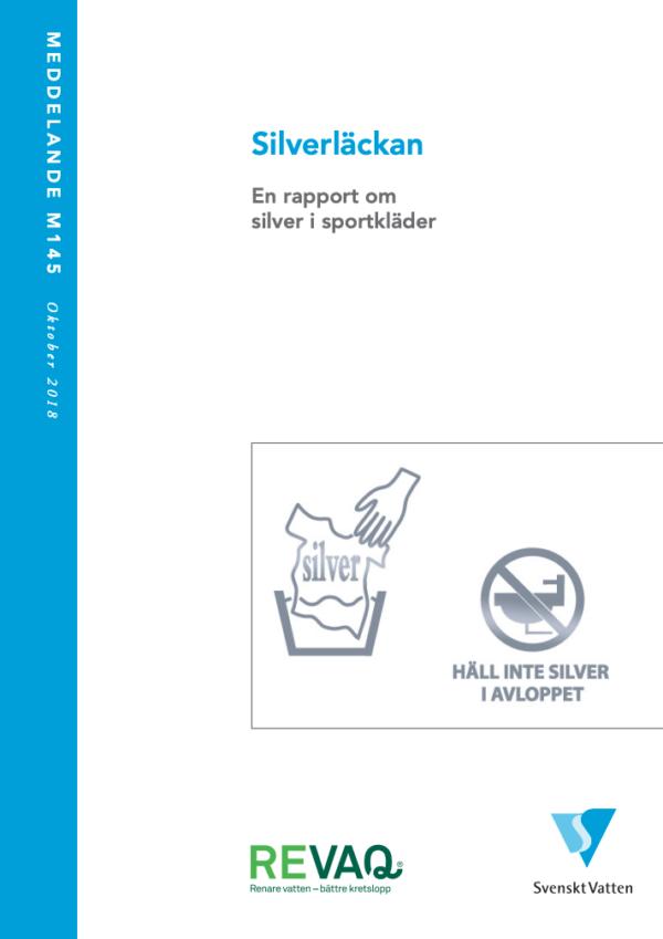 Silverläckan - En rapport om silver i sportkläder