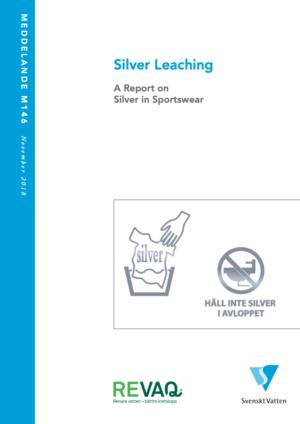 Silver Leaching - A Report on Silver in Sportswear