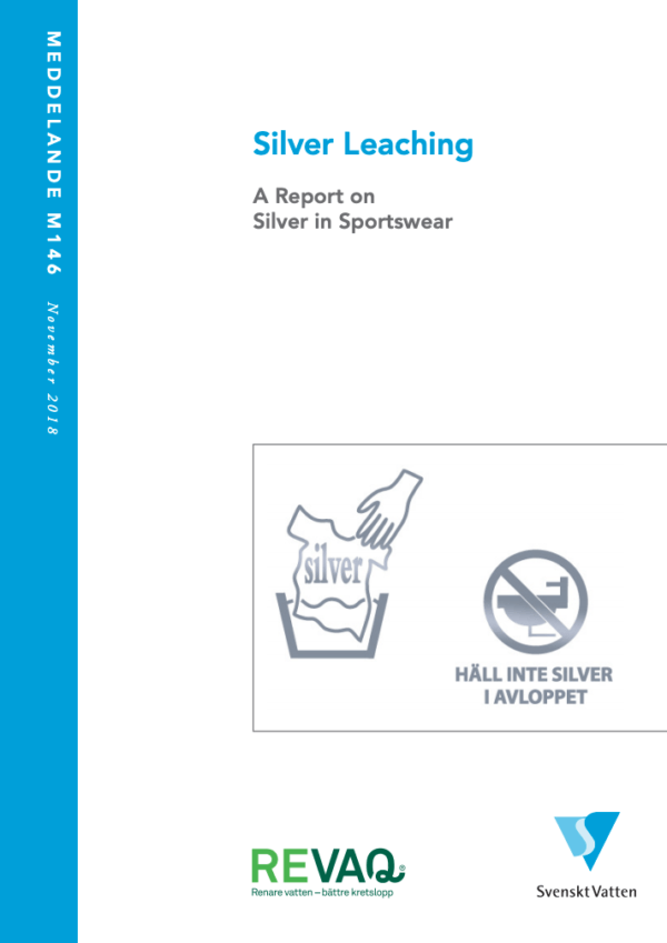 Silver Leaching - A Report on Silver in Sportswear