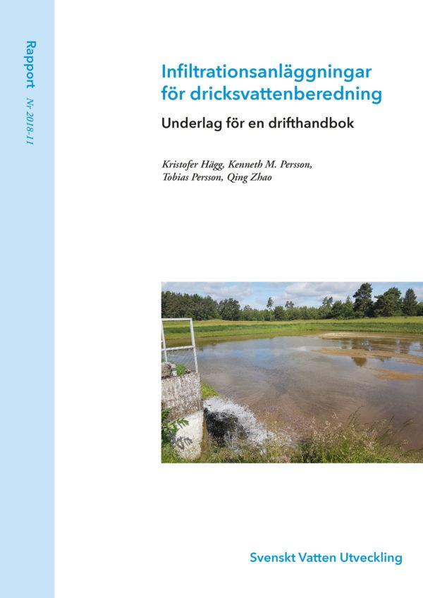 Infiltrationsanläggningar för dricksvattenberedning - Underlag för en drifthandbok