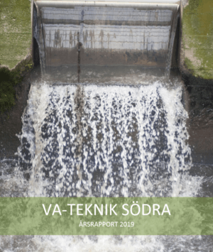 VA-Teknik Södra Årsrapport 2019