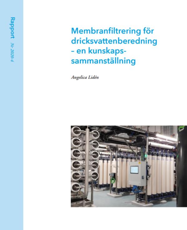 Membranfiltrering för dricksvattenberedning