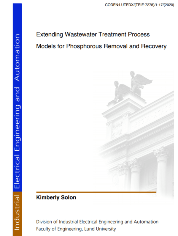 Extending Wastewater Treatment Process