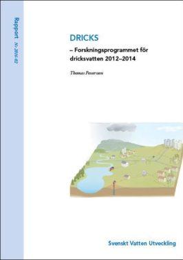 DRICKS – Forskningsprogrammet för dricksvatten 2012–2014